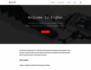 en.ingdan.com screenshot