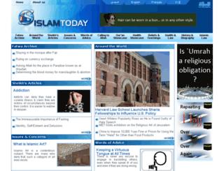 en.islamtoday.net screenshot