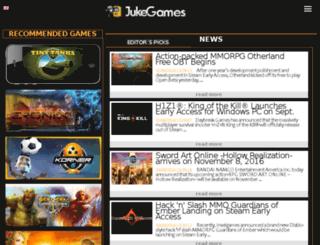 en.jukegames.com screenshot