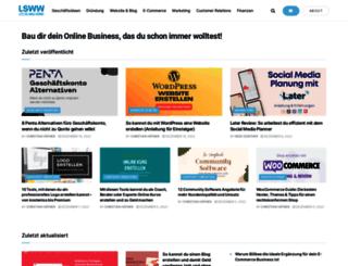 en.letsseewhatworks.com screenshot
