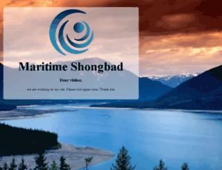 en.maritimeshongbad.net screenshot
