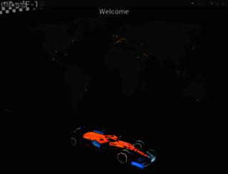 en.mclarenf-1.com screenshot