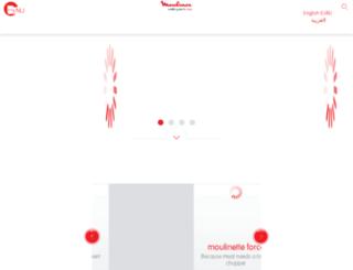 en.moulinex-me.com screenshot