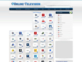 en.online-television.net screenshot