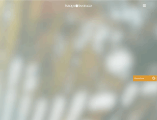 en.parquesantiagotenerife.es screenshot