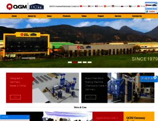 en.qzmachine.com screenshot
