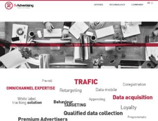 en.r-advertising.com screenshot