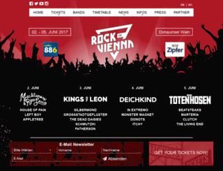 en.rockinvienna.at screenshot