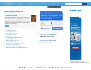 en.santopedia.com screenshot