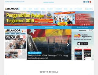 en.selangorku.com screenshot