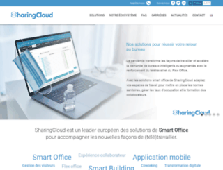 en.sharingcloud.com screenshot