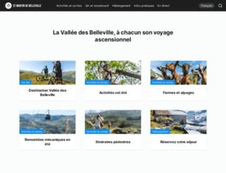 en.st-martin-belleville.com screenshot