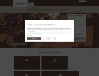 en.steigenberger.com screenshot
