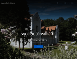 en.svoboda-williams.com screenshot