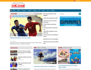 en.thethaovietnam.vn screenshot