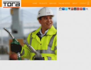 en.torapetrol.com screenshot