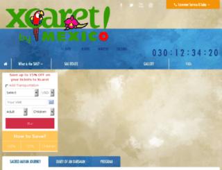 en.travesiasagradamaya.com.mx screenshot