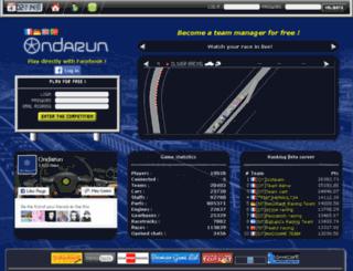 en.v3.ondarun.com screenshot