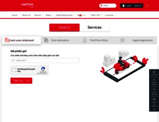 en.viettelpost.com.vn screenshot