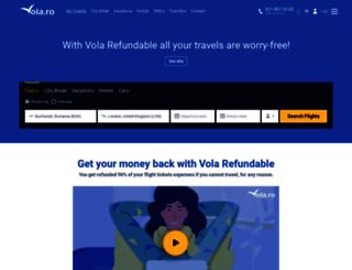 en.vola.ro screenshot