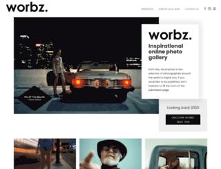 en.worbz.com screenshot
