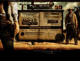 en4.the-west.net screenshot