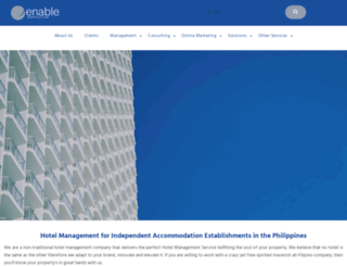 enable.com.ph screenshot