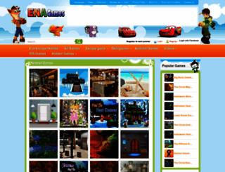 enagames.com screenshot
