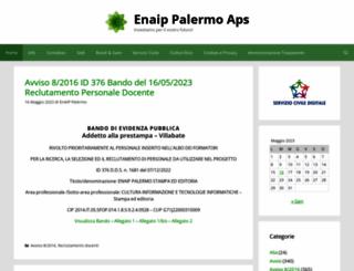 enaippalermo.net screenshot