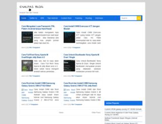 enalpas.blogspot.com screenshot