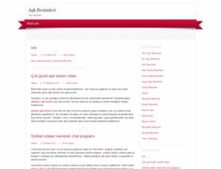 enaskresimleri.wordpress.com screenshot