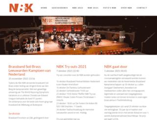 enbk.nl screenshot