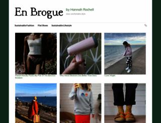 enbrogue.com screenshot