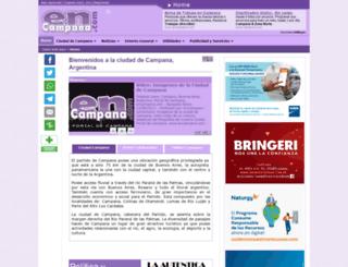 encampana.com screenshot