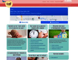 enceinteoupas.fr screenshot