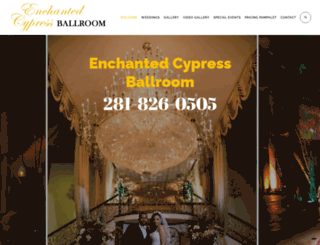 enchantedcypress.com screenshot