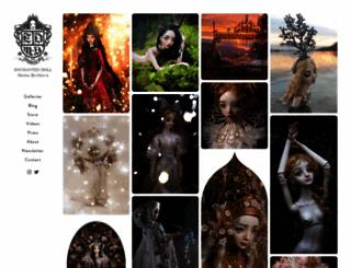 enchanteddoll.com screenshot