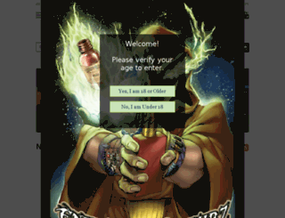 enchantedelixirz.com screenshot