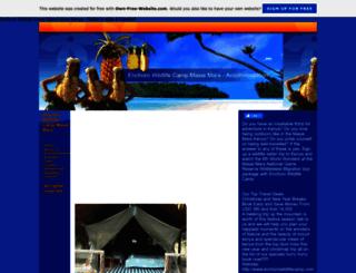enchorowildlifecampmasaimara.page.tl screenshot