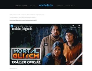 enchufe.com screenshot