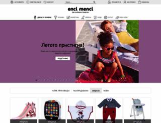 encimenci.com.mk screenshot