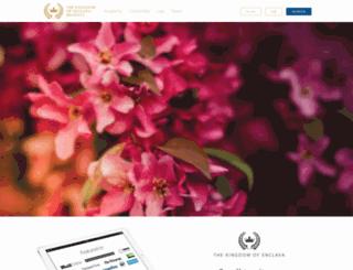 enclava.org screenshot
