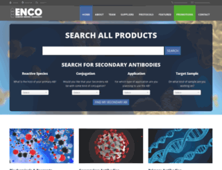 enco.co.il screenshot