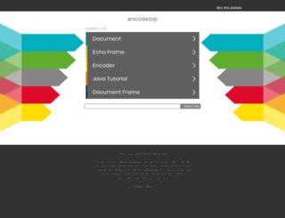 encode.top screenshot