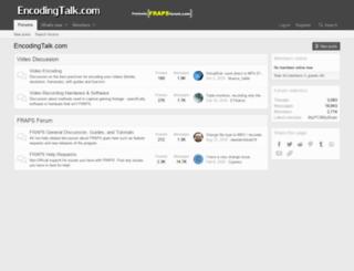 encodingtalk.com screenshot