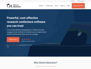 encompass.conference-services.net screenshot