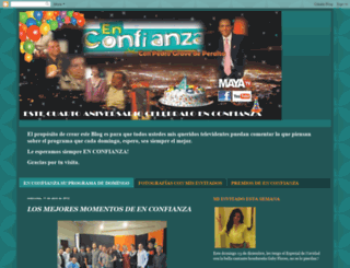 enconfianzatv.blogspot.com screenshot