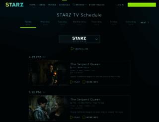 encoretv.com screenshot