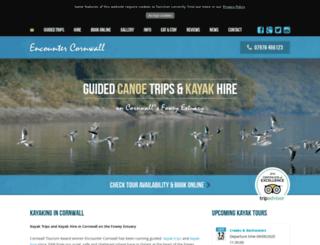 encountercornwall.com screenshot