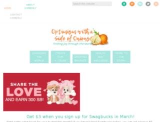encouragehope.org screenshot